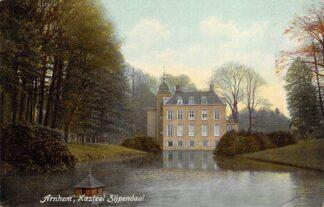 Ansichtkaart Arnhem Kasteel Zijpendaal 1908 HC21334