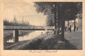 Ansichtkaart 's-Hertogenbosch St. Jansbrug 1923 HC21395