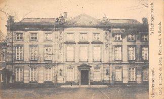 Ansichtkaart 's-Hertogenbosch Gouvernement 1907 HC21405