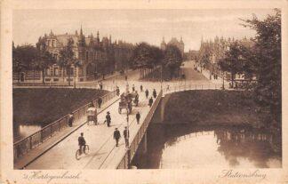 Ansichtkaart 's-Hertogenbosch Stationsbrug HC21409