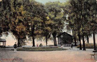 Ansichtkaart 's-Hertogenbosch Plantsoen 1907 HC21412