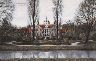 Ansichtkaart 's-Gravenhage Huis ten Bosch 1908 HC21456