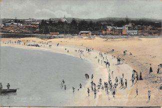 Ansichtkaart Australië Sydney Coogee Beach Australia 1911 HC21462