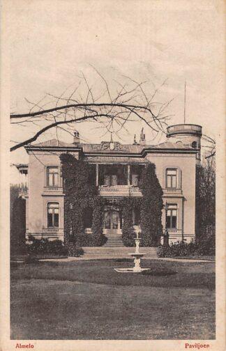 Ansichtkaart Almelo Paviljoen 1917 HC21474