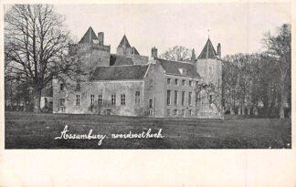 Ansichtkaart Heemskerk Kasteel Assumburg noordoosthoek HC21509