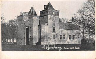 Ansichtkaart Heemskerk Kasteel Assumburg zuidoosthoek HC21510