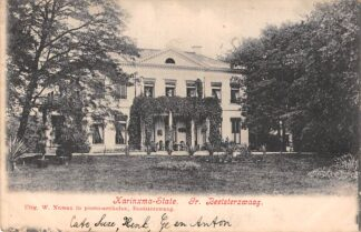 Ansichtkaart Beetsterzwaag Harinxma-State 1906 Opsterland HC21513