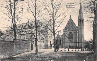 Ansichtkaart Driebergen Klooster Arca pacis 1913 HC21520
