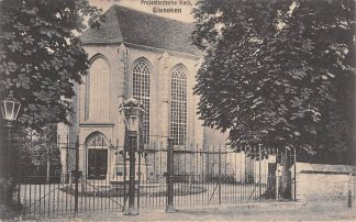 Ansichtkaart Ginneken bij Breda Protestantsche kerk HC21524
