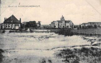 Ansichtkaart Noordwijkerhout Groeten uit HC21538