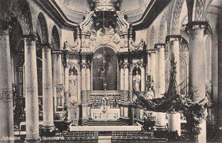 Ansichtkaart Schiedam Havenkerk Interieur Kerk HC21554