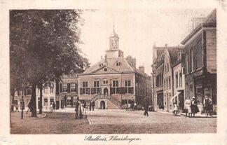 Ansichtkaart Vlaardingen Stadhuis HC21556