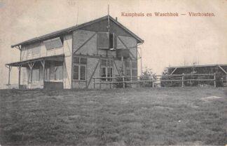 Ansichtkaart Vierhouten Kamphuis en Waschhok Kampeervereeniging Veluwe HC21557
