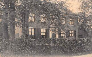 Ansichtkaart Voorthuizen Pastorie 1910 Veluwe HC21558