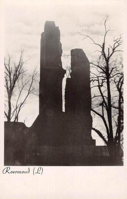 Ansichtkaart Roermond De Ruïne van de Kathedraal HC21565