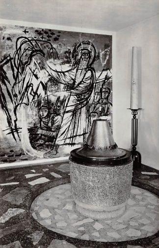 Ansichtkaart Meerssen Kerk van St. Joseph-Arbeider 1962 HC21576