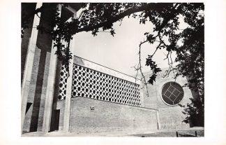 Ansichtkaart Meerssen Parochie kerk St. Jozef-Arbeider 1960 HC21610