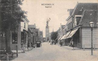 Ansichtkaart Medemblik Bagijnhof 1908 HC21619