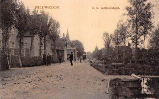 Ansichtkaart Nieuwkoop bij Bodegraven R.C. Liefdesgesticht HC21660