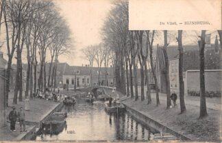 Ansichtkaart Rijnsburg De Vliet Nauta 1657 HC21666