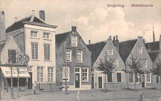 Ansichtkaart Middelharnis Vingerling HC21667