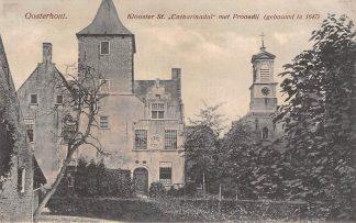 Ansichtkaart Oosterhout (NB) Klooster St. Catharinadal met Proosdij HC21671