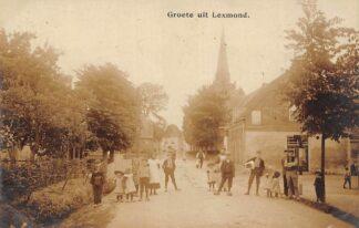 Ansichtkaart Lexmond Groete uit Fotokaart Vijfheerenlanden HC21681
