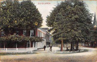 Ansichtkaart Zuidlaren 1906 Tynaarlo Drenthe HC21687