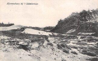 Ansichtkaart Uddel Hunneschans bij 't Uddelermeer Veluwe HC21688