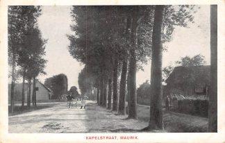 Ansichtkaart Maurik Kapelstraat Buren (GD) Betuwe HC21716