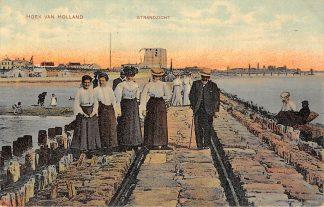 Ansichtkaart Hoek van Holland Strandzicht 1907 HC21752