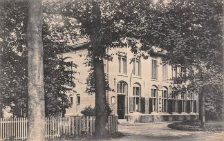 Ansichtkaart Frederiksoord Postkantoor Westerveld Drenthe 1920 HC21757