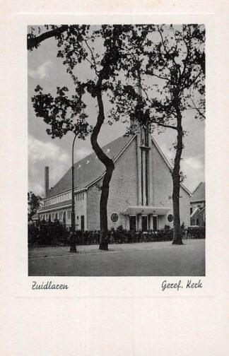 Ansichtkaart Zuidlaren Gereformeerde Kerk HC21796
