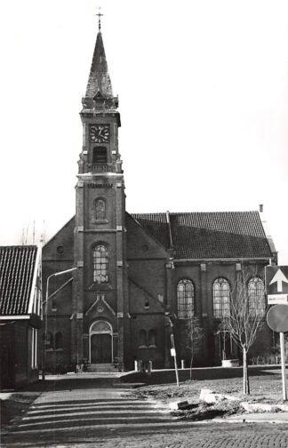 Ansichtkaart Zaandijk Ned. Hervormde Kerk HC21820