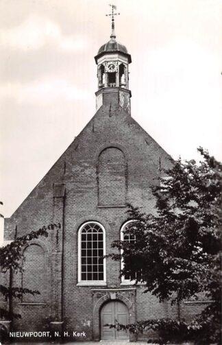 Ansichtkaart Nieuwpoort (ZH) N.H. Kerk HC21822
