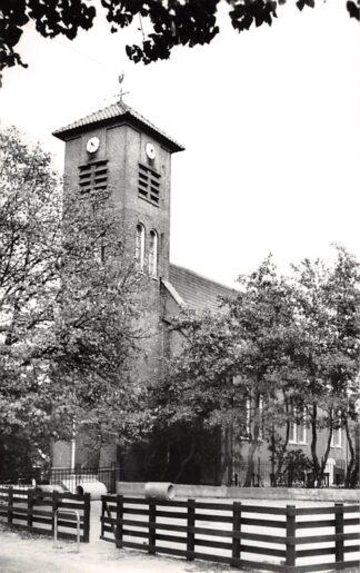 Ansichtkaart Purmerend Ned. Hervormde Kerk HC21824