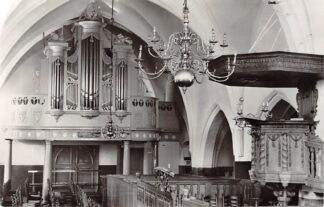 Ansichtkaart Wijhe (OV) Ned. Hervormde Kerk Orgel 1965 HC21842