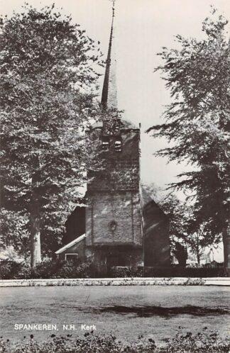 Ansichtkaart Spankeren N.H. kerk 1970 Rheden HC21853
