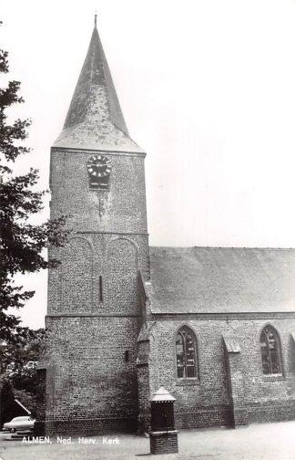 Ansichtkaart Almen Ned. Hervormde Kerk 1976 HC21854