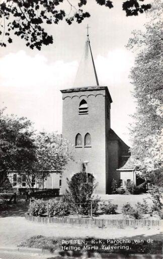 Ansichtkaart Putten Kerk R.K. Parochie van de Heilige Maria Zuivering HC21857