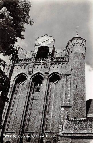 Ansichtkaart Wijk bij Duurstede Oude Toren Kerk 1962 HC21861