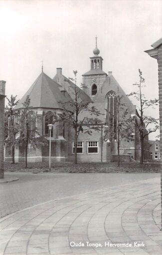 Ansichtkaart Oude Tonge Hervormde Kerk HC21879