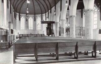 Ansichtkaart Dreischor Ned. Hervormde Kerk 1977 HC21887