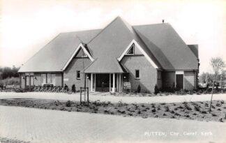 Ansichtkaart Putten Chr. Gereformeerde Kerk HC21891