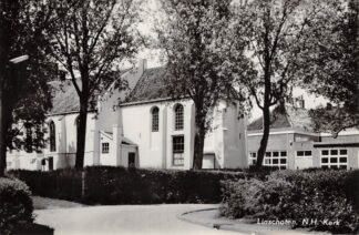 Ansichtkaart Linschoten N.H. Kerk 1966 Woerden Oudewater HC21898