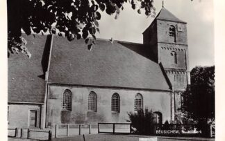 Ansichtkaart Beusichem N.H. Kerk 1972 Buren (GD) Betuwe HC21904
