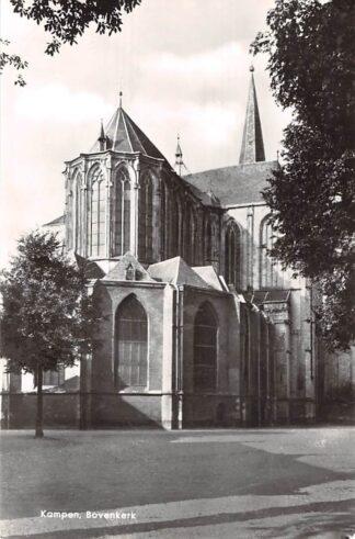 Ansichtkaart Kampen Bovenkerk Ned. Hervormde Kerk 1970 HC21915