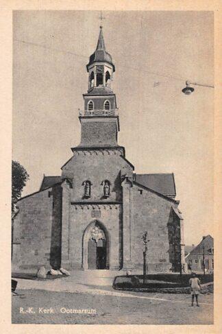 Ansichtkaart Ootmarsum R.K. Kerk HC21916