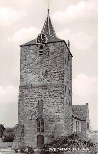 Ansichtkaart Dodewaard Ned. Herv. Kerk Betuwe HC21918