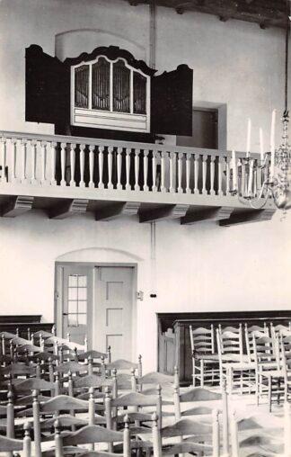 Ansichtkaart Castricum Ned. Hervormde Kerk Orgel 1961 HC21922